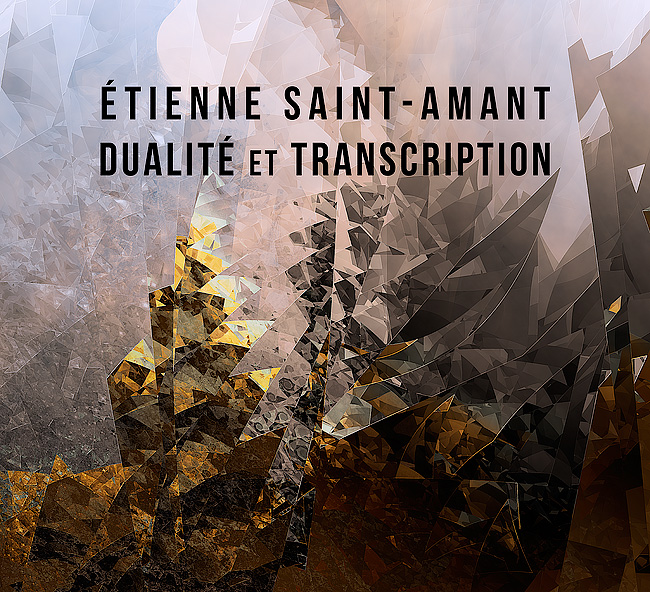 End of the Exhibition Dualité et Transcription
