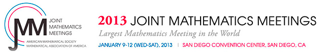 Joint Mathematics Meetings